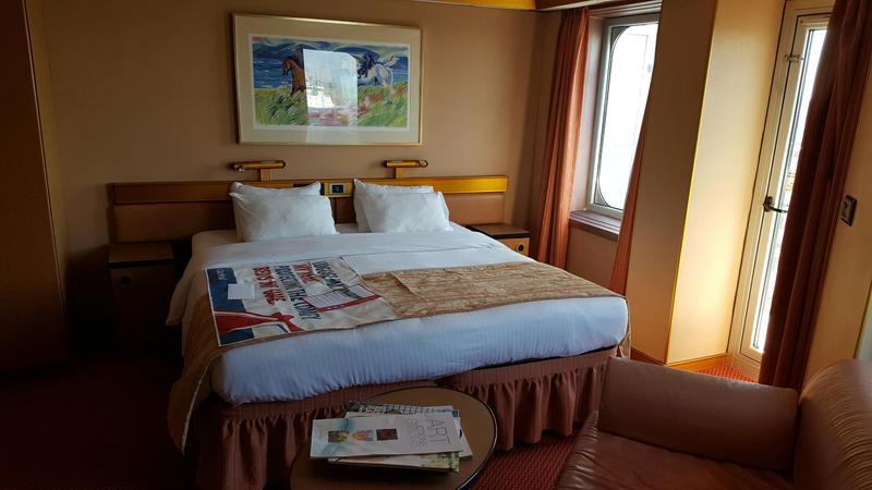 Carnival Triumph cabin 6434