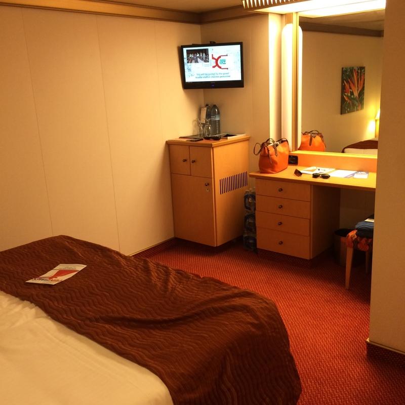 Interior Stateroom, Cabin Category 4E, Carnival Magic
