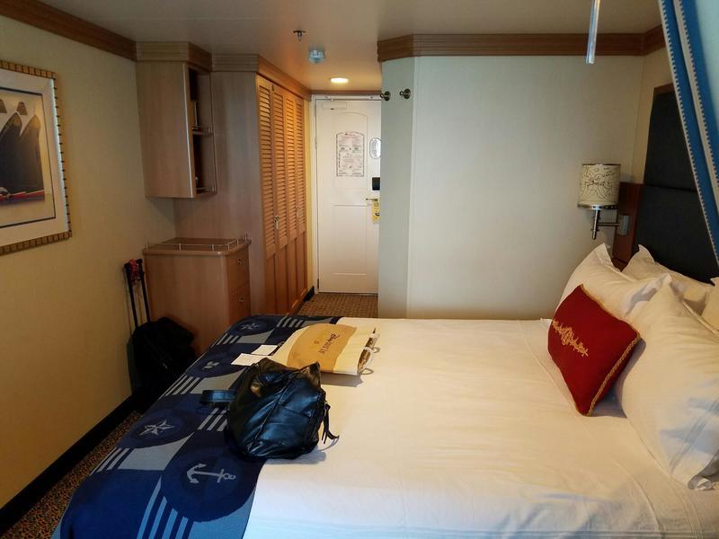 Deluxe Oceanview Stateroom W Navigator S Verandah Cabin