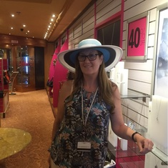 The Fun Shops on Carnival Legend