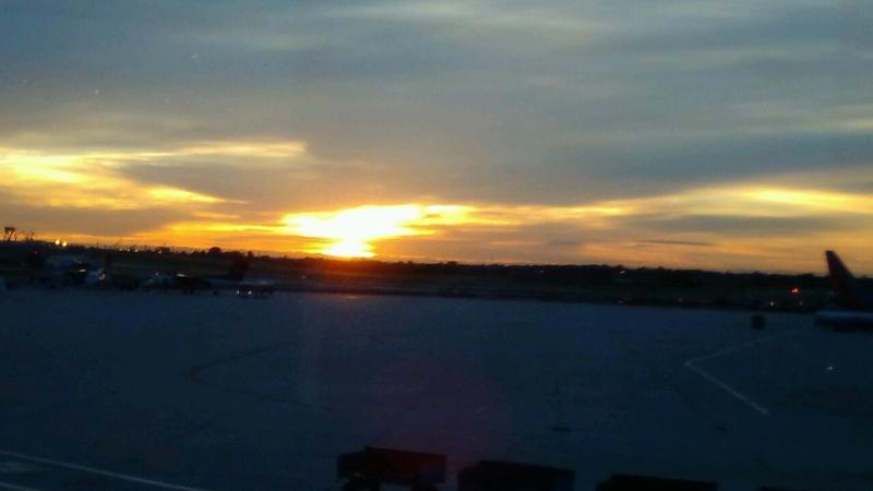 Always Up Before Sunrise