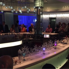 Passport Bar on Celebrity Equinox