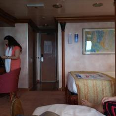 Stateroom U76 with Bridget & Liz