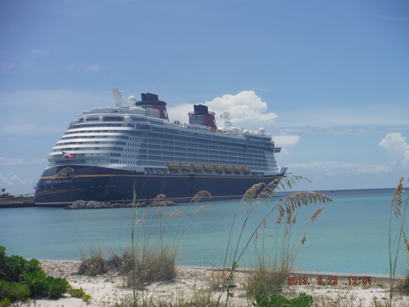 Castaway Cay (Disney Private Island) - July 20, 2015