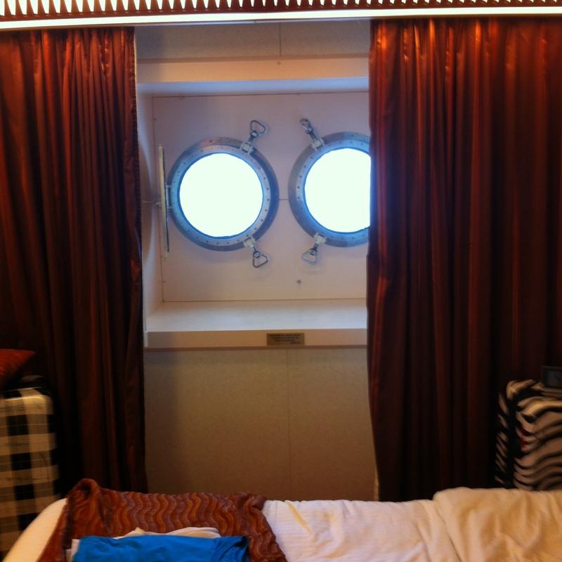 Carnival Dream cabin 1208