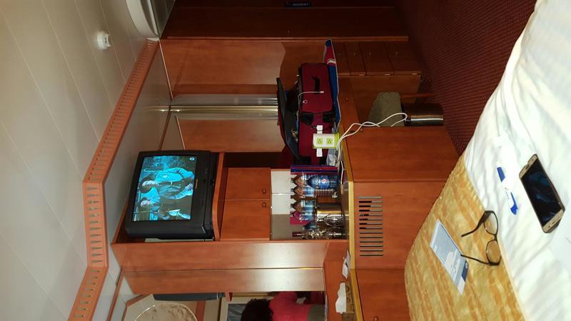 Carnival Pride cabin 4116
