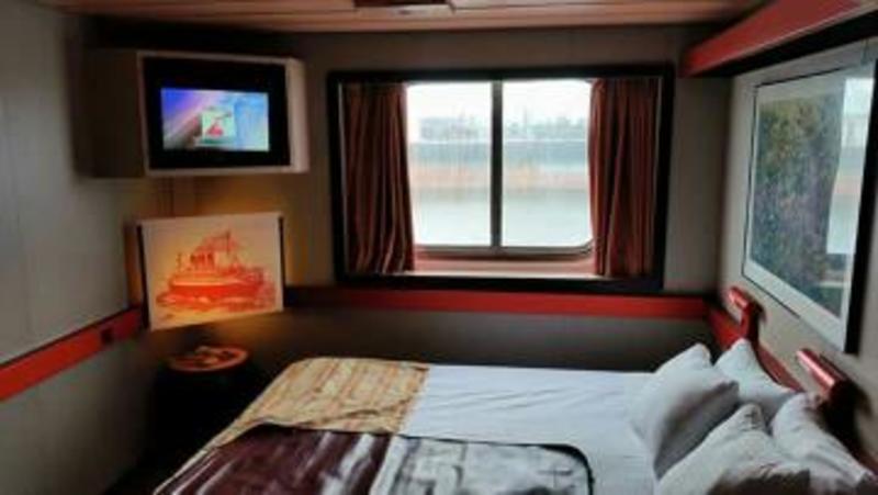 Carnival Paradise cabin M74
