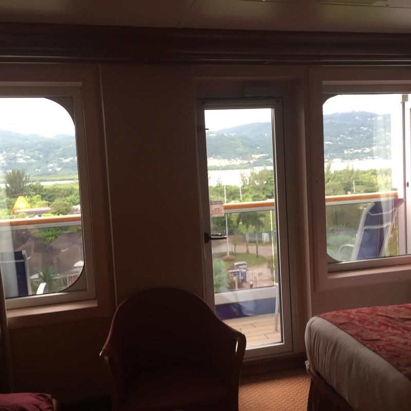 Carnival Freedom cabin 7243