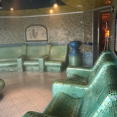 Oriental Steam Bath on Carnival Dream