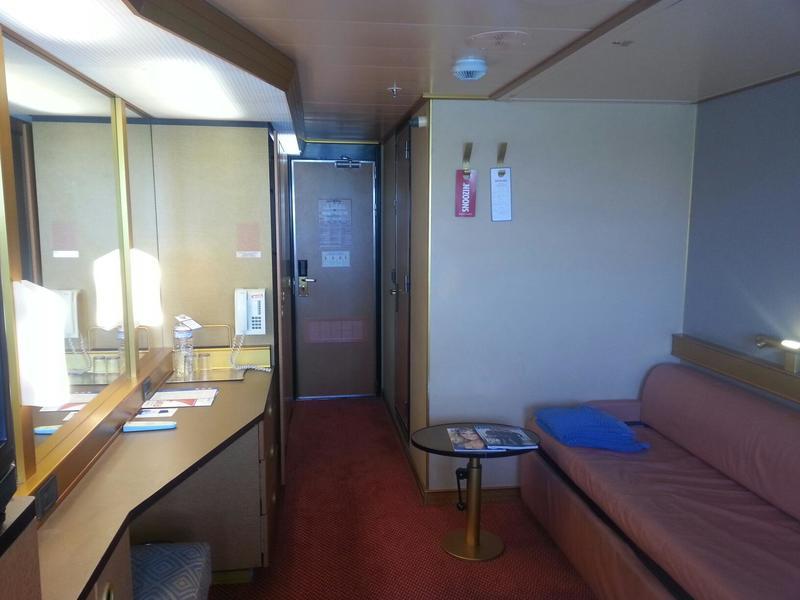 Carnival Victory cabin 8276