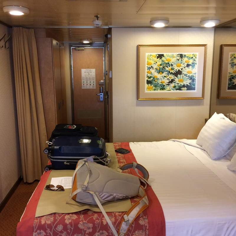 Balcony Cabin 5099 On Westerdam Category Ej