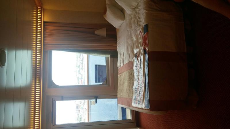 Carnival Liberty cabin 6231