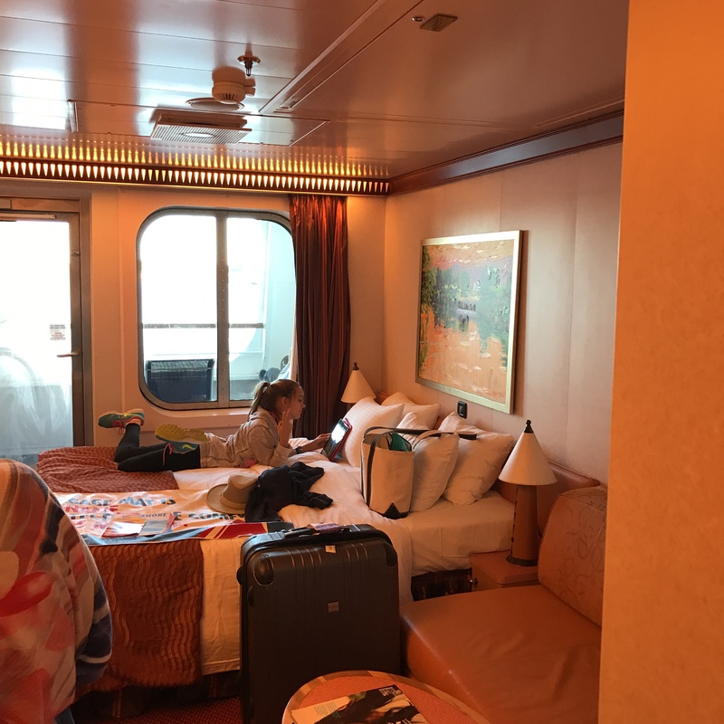 Carnival Dream cabin 2250