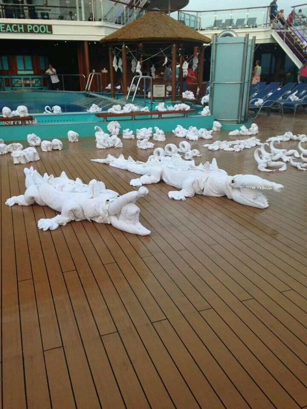 Carnival Cruise Spa Prices