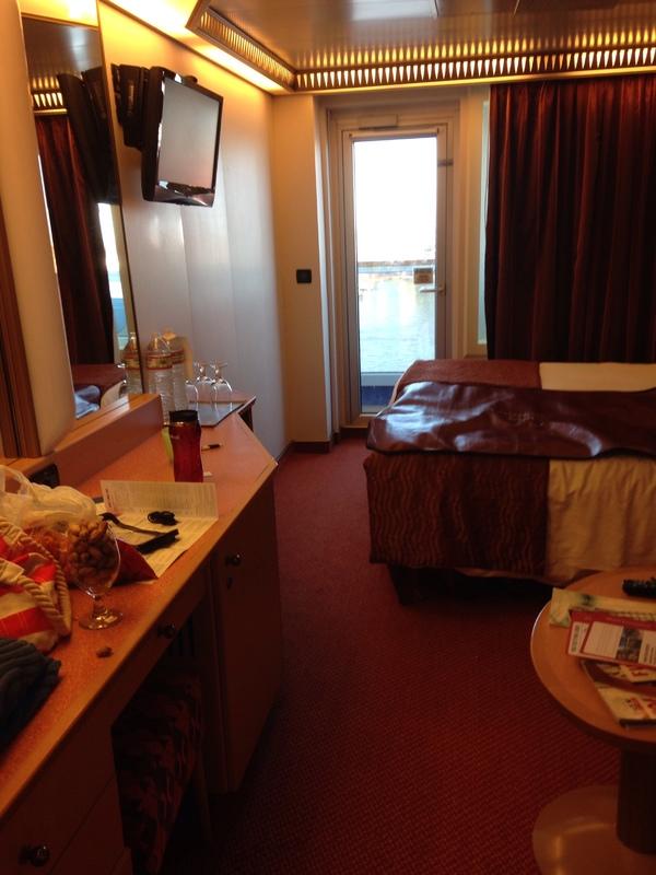 Carnival Magic cabin 9236