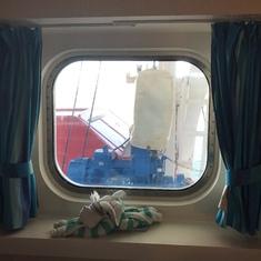 Oceanview Cabin 8592 On Norwegian Jewel Category Ok