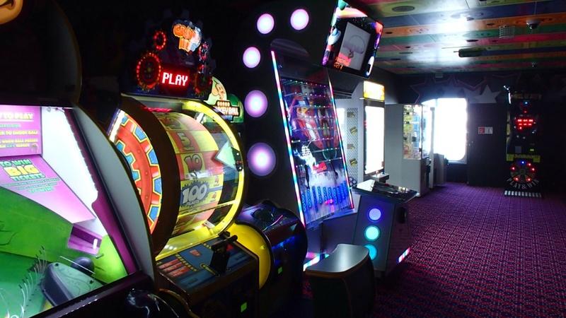 Carnival Glory, Kids Area, Video Arcade
