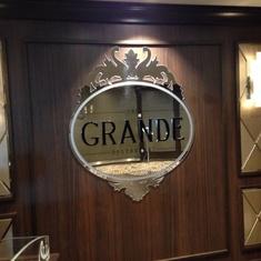 The Grande Restaurant on Quantum of the Seas