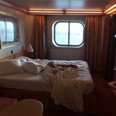 Oceanview Cabin 1449 On Carnival Valor Category 6a