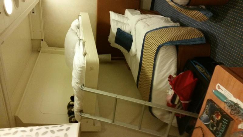 Carnival Breeze cabin 2210