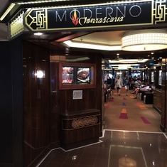 Moderno Churrascaria on Norwegian Breakaway