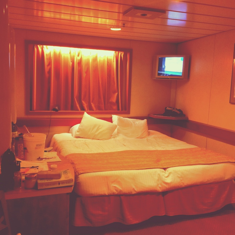 Carnival Fascination cabin U100