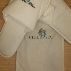 Cloud 9 Spa on Carnival Breeze