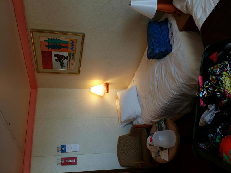 Carnival Glory cabin 8441