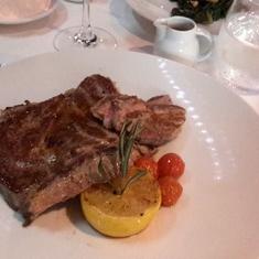Degli Argentieri Restaurant on Costa Mediterranea