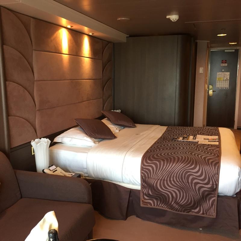 Deck Plan Msc Divina: Suite 15006 On MSC Divina, Category 1Y