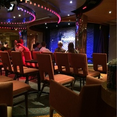 Spotlight Lounge on Carnival Magic
