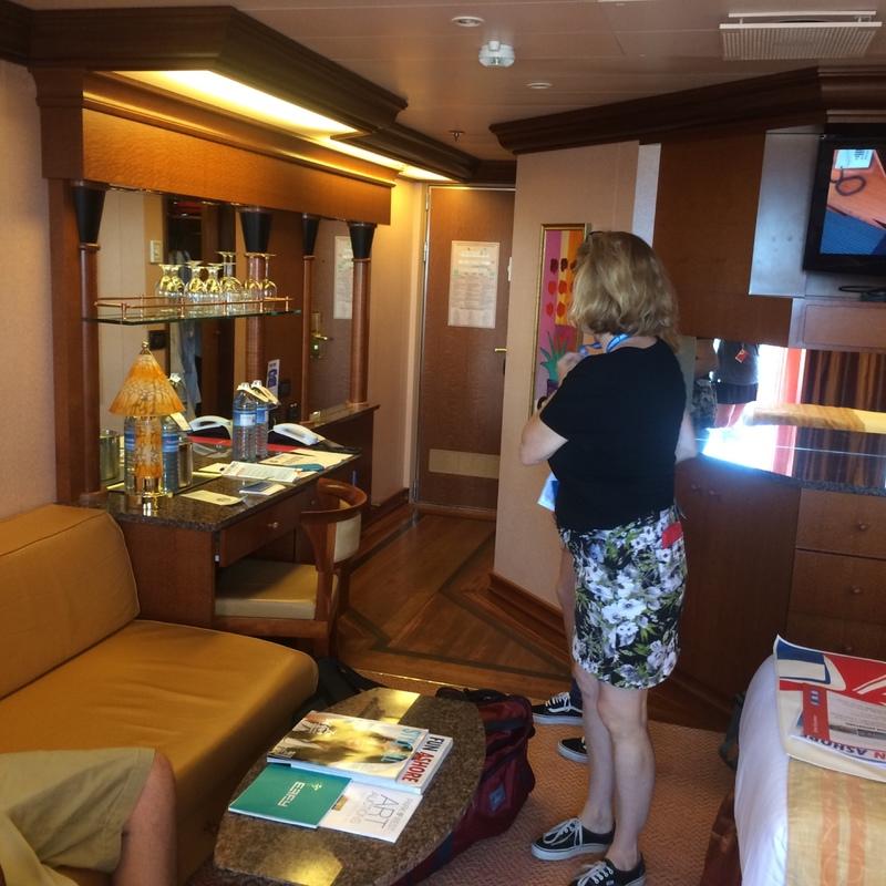 Carnival Glory cabin 7239
