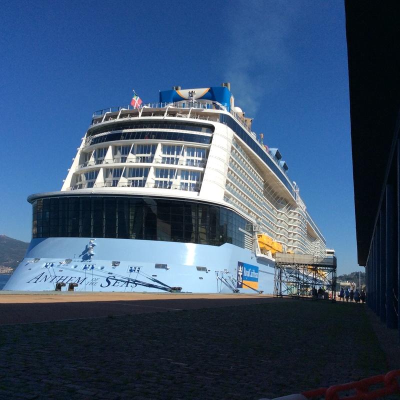 Vigo Spain Cruise Port Cruiseline Com