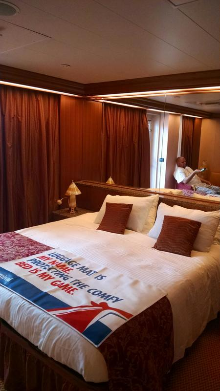 Suite 7273 on Carnival Dream, Category U3