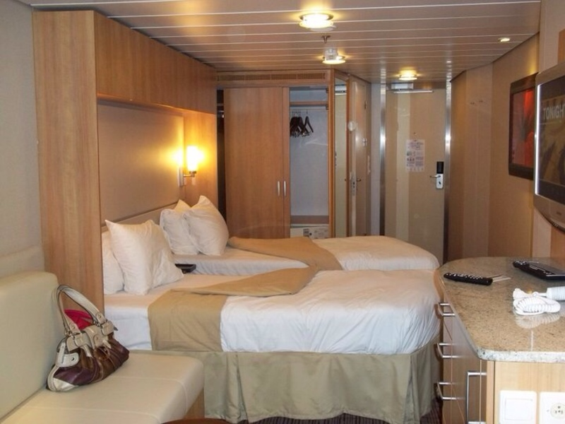 Balcony Cabin 1275 On Celebrity Solstice Category C3