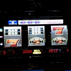Casino on Norwegian Jade
