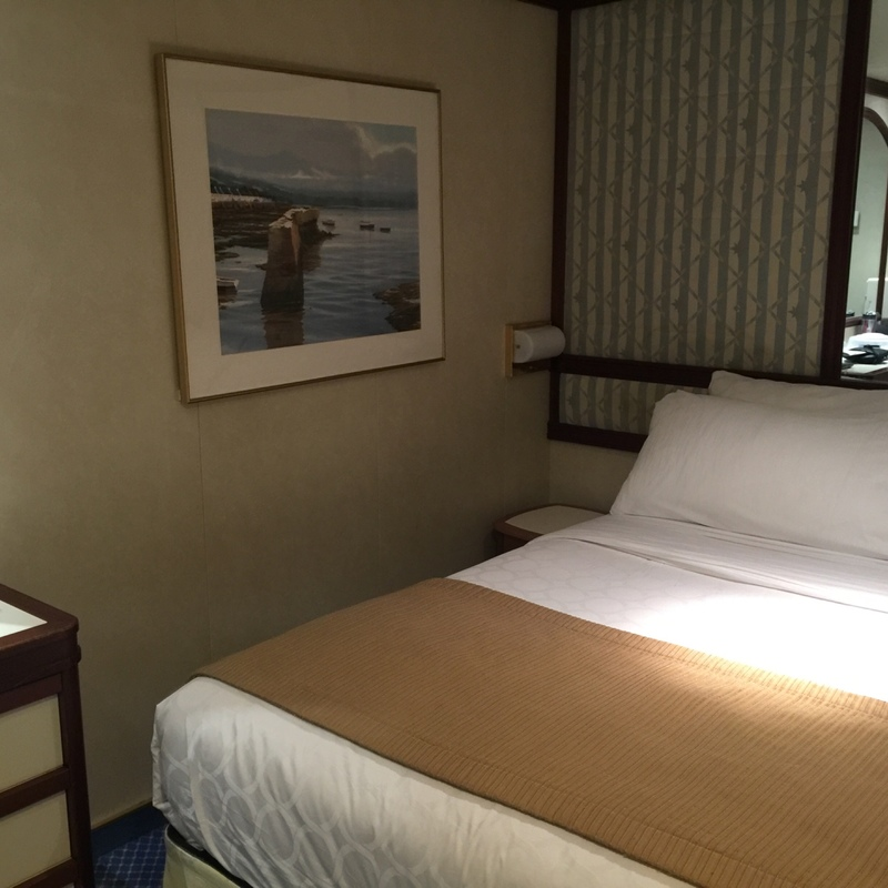 Interior Stateroom on Sun Princess