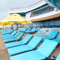 Serenity on Carnival Inspiration