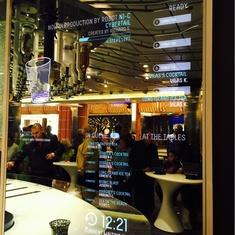 Bionic Bar on Quantum of the Seas