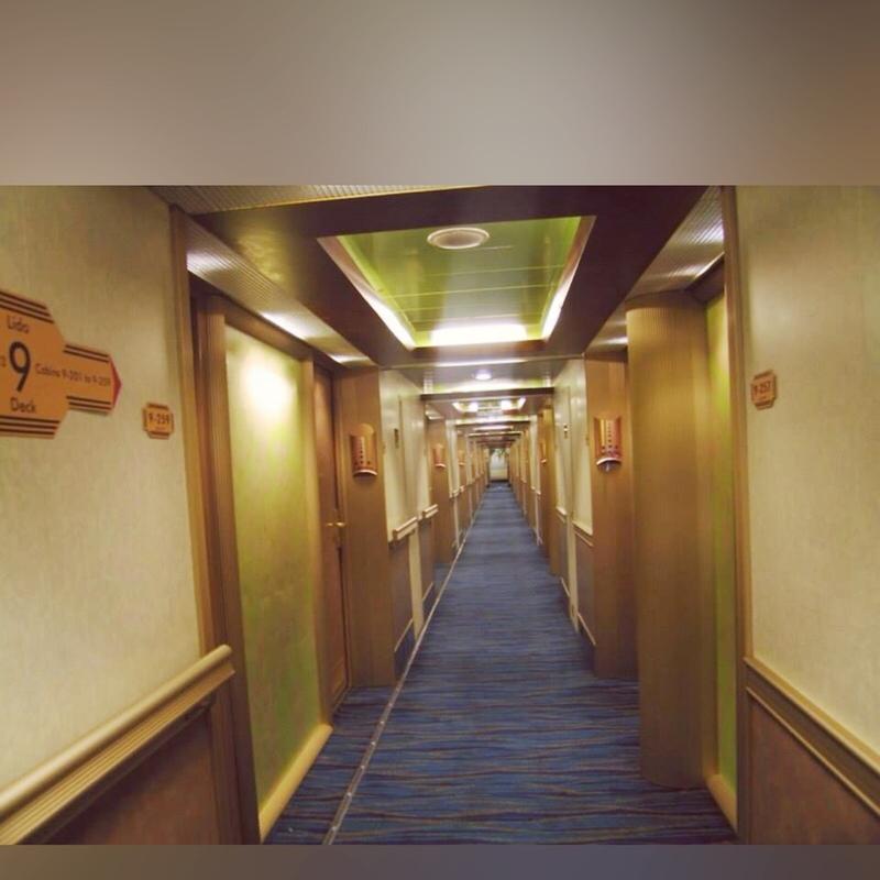 Carnival Conquest cabin 2276