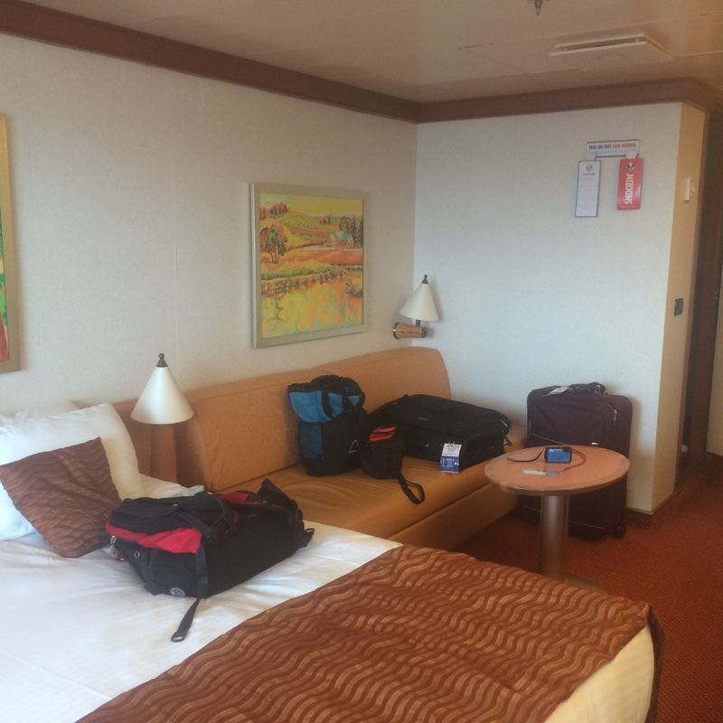 Carnival Dream cabin 9403