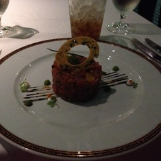 Emerald Room Steakhouse on Carnival Glory