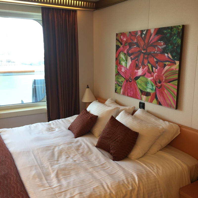 Carnival Magic cabin 6258