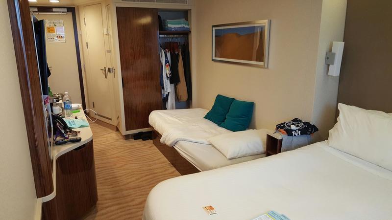 Sleep Number Mattress Reviews >> Balcony Stateroom, Cabin Category RZ, Norwegian Breakaway