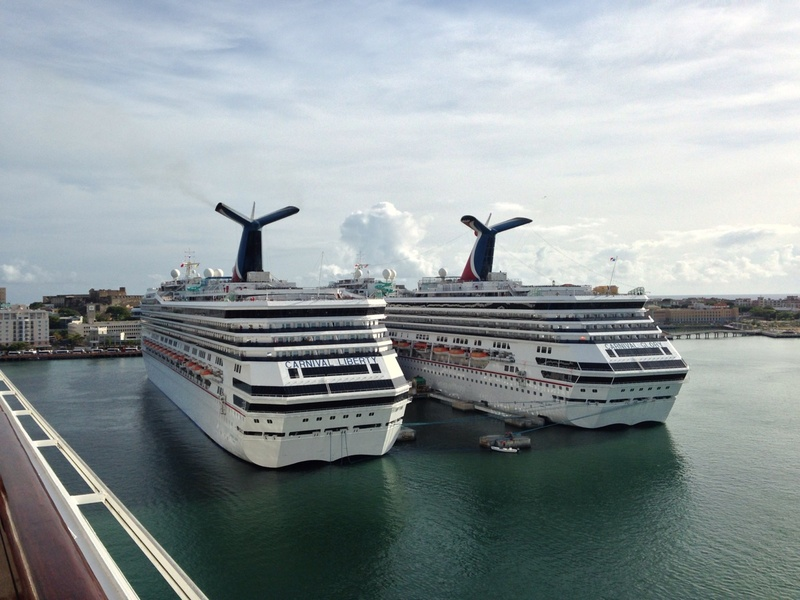 Liberty and Glory - Carnival Liberty