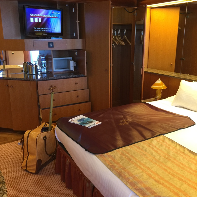 Suite 5264 On Carnival Miracle Category U3