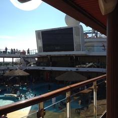 SeasideTheater on Carnival Magic