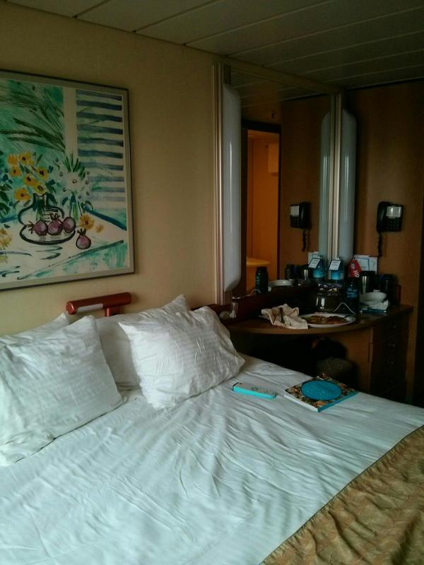 Oceanview Cabin M211 On Carnival Fantasy Category 6b