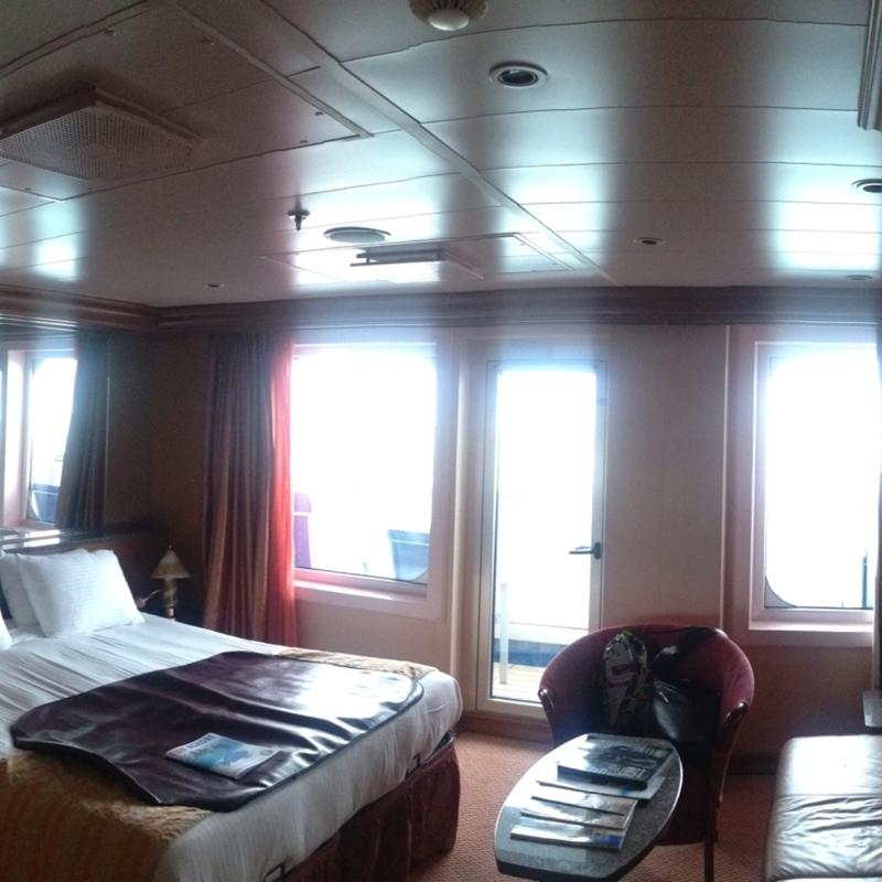Carnival Liberty cabin 7269