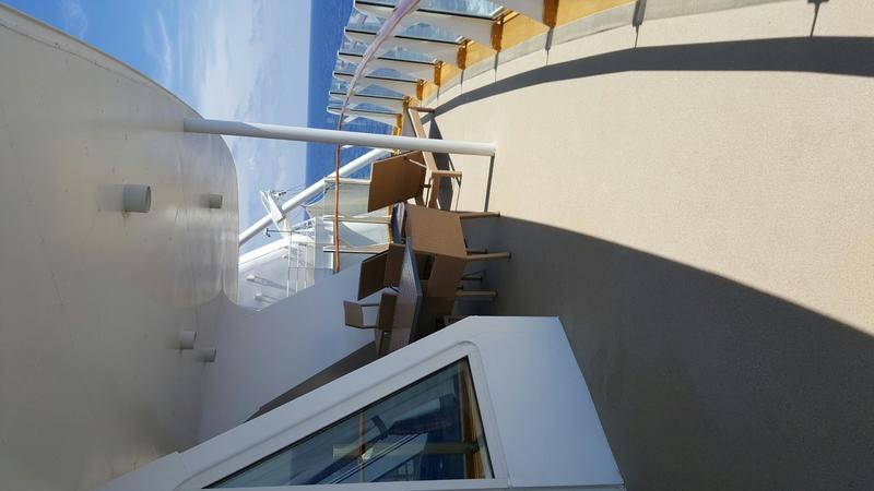 Oasis of the Seas cabin 8330